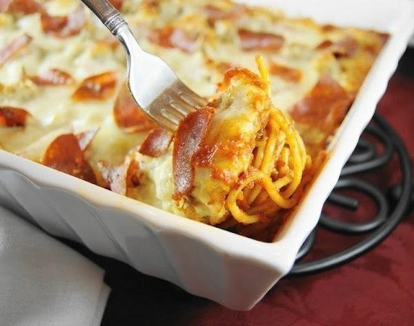 спагетти запеченные (550x400, 112Kb)