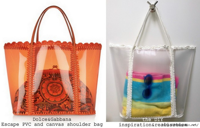 inspiration&realisation_diy_dolce_gabbana_escape_pvc_beach_bag (700x447, 142Kb)