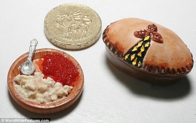 миниатюрная еда из полимерной глины 3 (634x400, 133Kb)