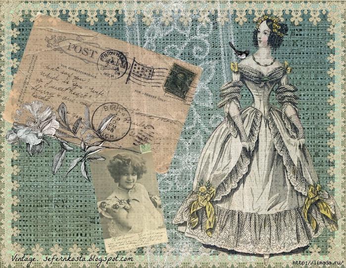 Victorian woman  sefernkosta.blogspot.com (700x542, 469Kb)