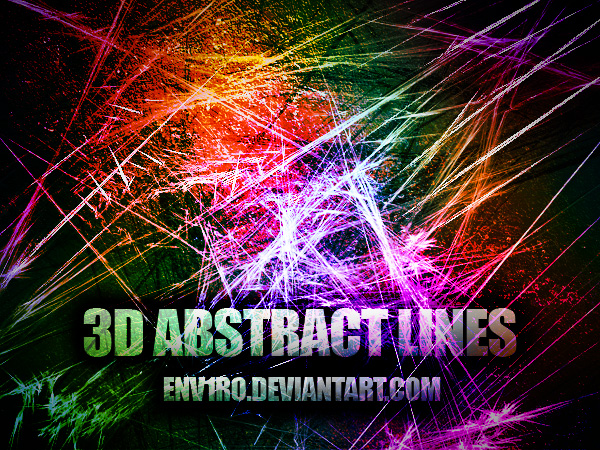 3D_ABSTRACT_LINES_by_env1ro (600x450, 319Kb)