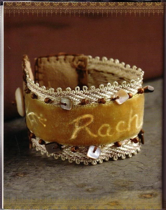 Haab Sh. - Felt, Fabric, and Fiber Jewelry. 20 Beautiful Projects to Bead, Stitch, Knot, and Braid - 2008_2 (554x700, 308Kb)