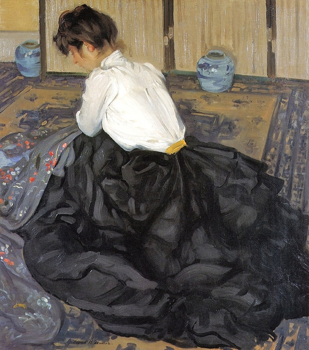 Alfred_Henry_Maurer_(American_painter,_1868-1932)_An_Arrangement_1901 (618x700, 370Kb)