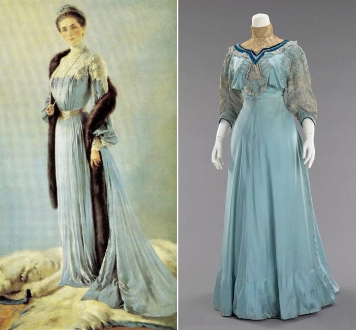 Старинное Платье Купить
