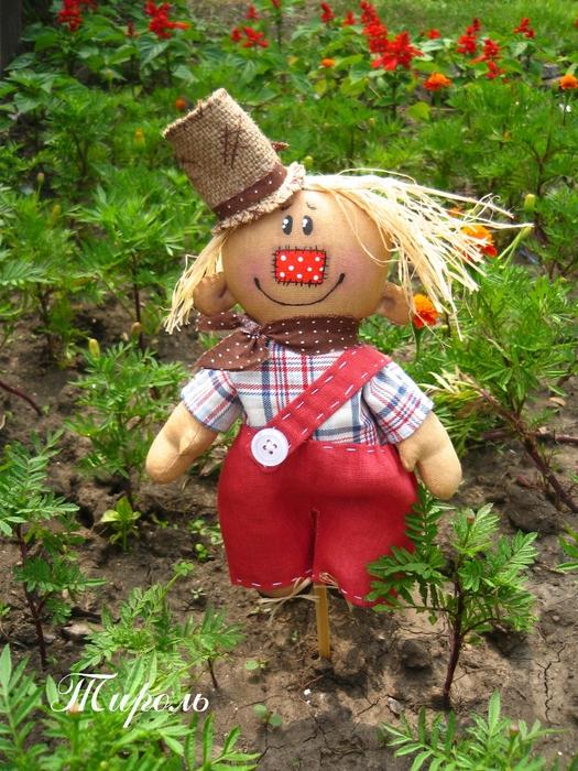 Куклы для огорода