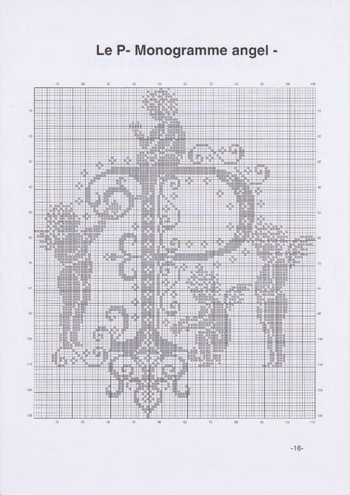 Вышиваем крестиком. МОНОГРАММЫ С АНГЕЛАМИ (19) (495x700, 198Kb)