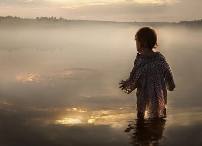 О детстве в деревне фото Elena Shumilova (700x507, 53Kb)