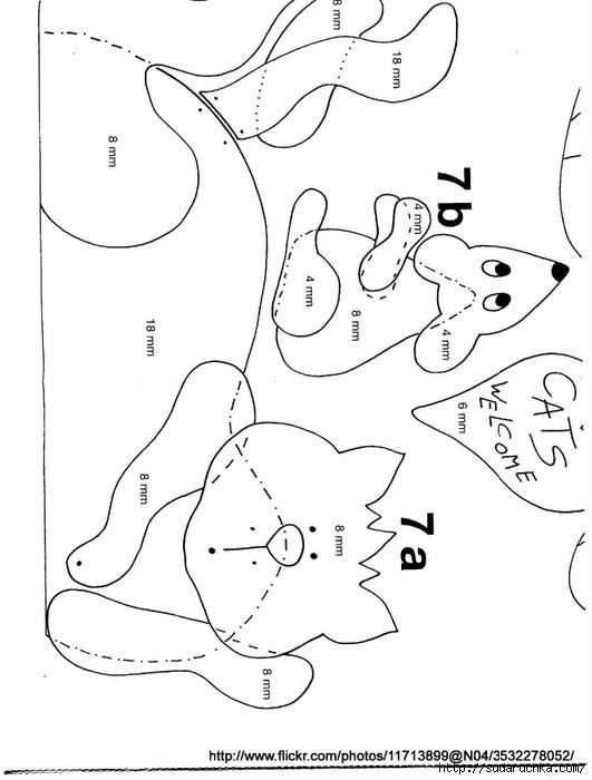 Поделки из фанеры для сада и огорода своими руками чертежи 36