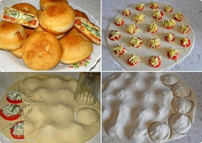 Как сделать пироги с фото