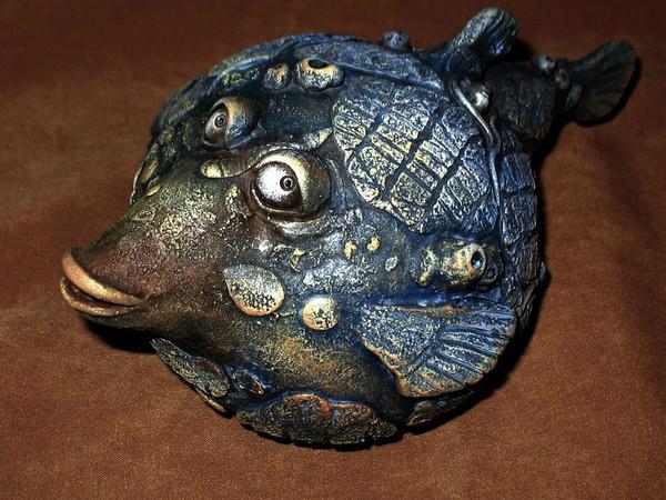 Рыба- шар (600x450, 292Kb)