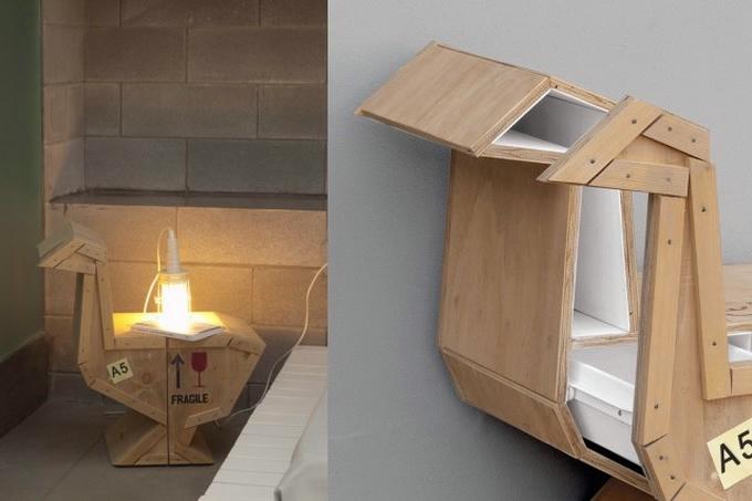 оригинальная дизайнерская мебель дизайнер Маркантонио Раймонди Малерба 3 (680x453, 112Kb)