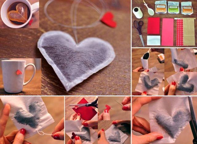 Романтические подарки для парня своими руками
