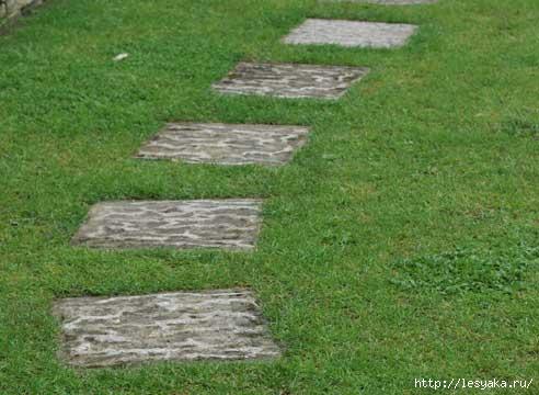 Садовые дорожки - лучшие решения для сада. Обсуждение на LiveInternet - Российский Сервис Онлайн-Дневников