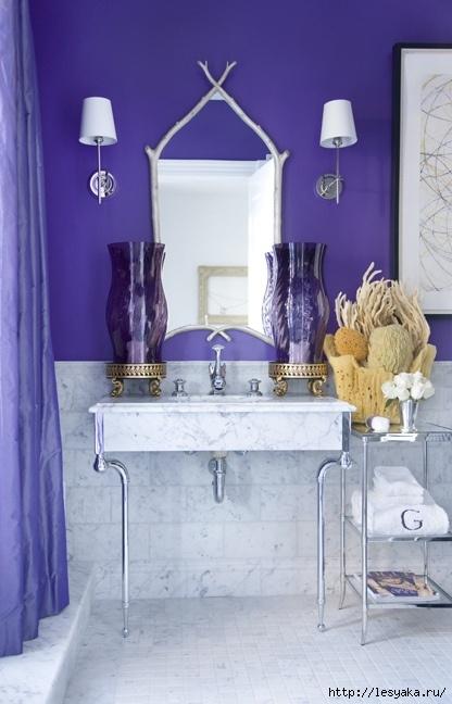 Декор для ванной комнаты своими руками фото