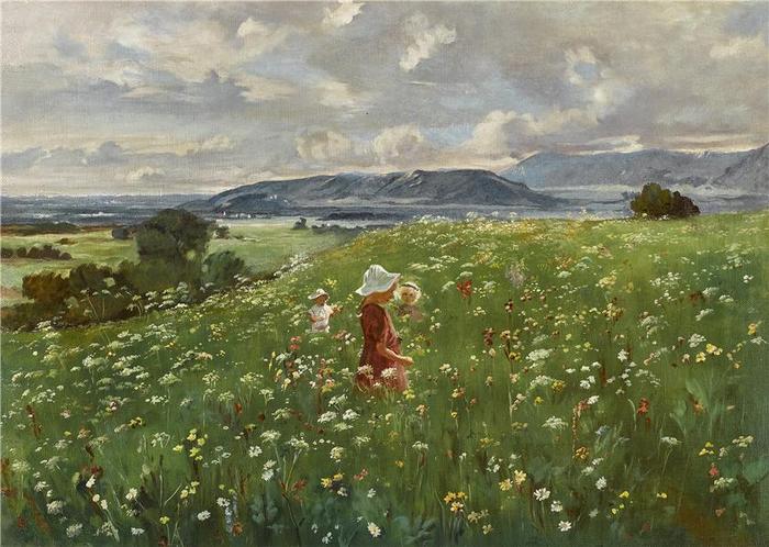 полевые цветы (700x498, 378Kb)