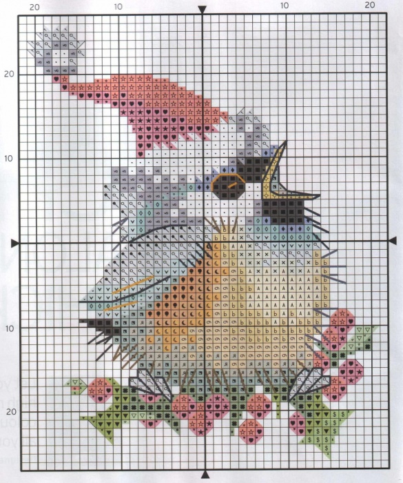 Stitchart-Christmas-Bird1