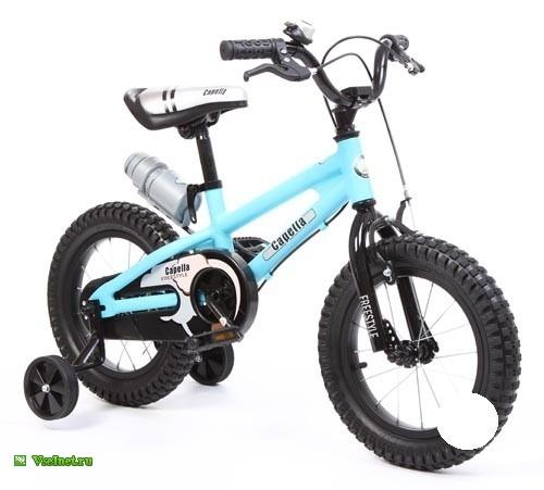Велосипед Capella 2-колесный, 4-7 лет (500x451, 43Kb)