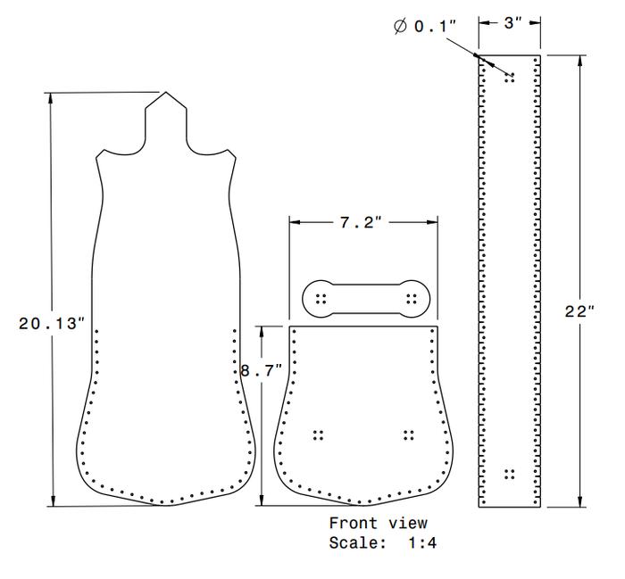 Как сшить сумку из своими руками выкройки через плечо