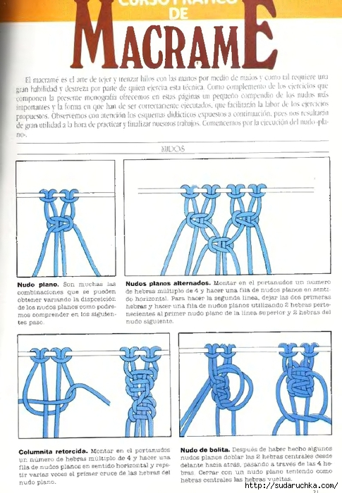 Escuela de artesania. Macrame - 1992_3 (485x700, 255Kb)
