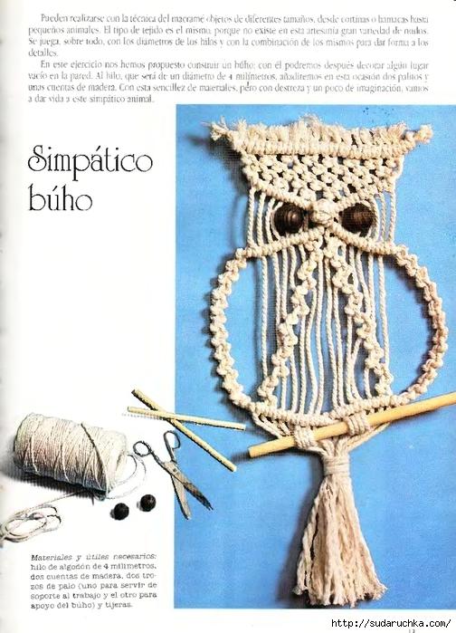 Escuela de artesania. Macrame - 1992_10 (504x700, 280Kb)