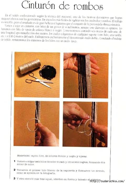 Escuela de artesania. Macrame - 1992_63 (480x700, 224Kb)