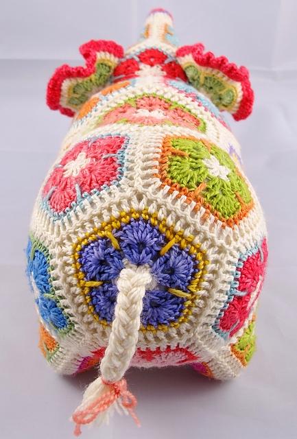 Цветочный фрагмент крючком АФРИКАНСКИЙ ЦВЕТОК для вязания игрушек (70) (433x640, 255Kb)