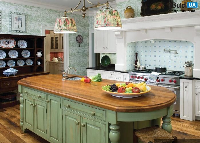 Современный дизайн кухни. ФОТО (1) (699x500, 842Kb)