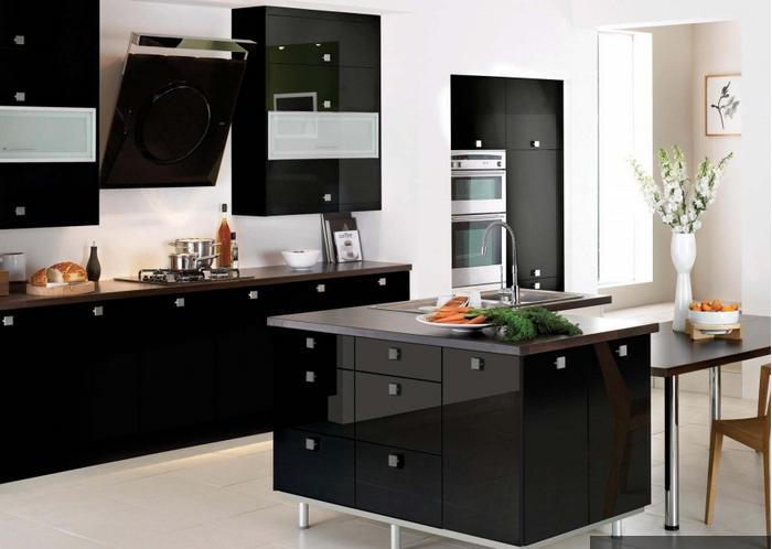 Современный дизайн кухни. ФОТО (10) (700x498, 550Kb)