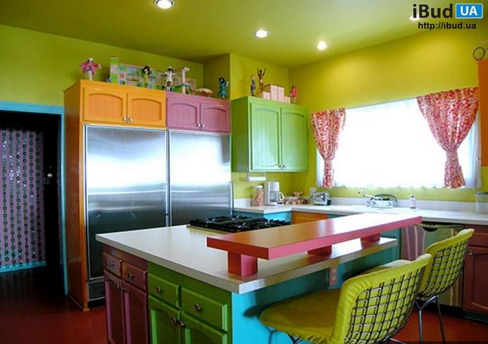 Современный дизайн кухни. ФОТО (21) (693x488, 794Kb)