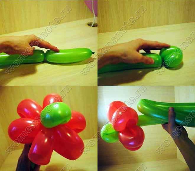 Как сделать шар своими руками поэтапно
