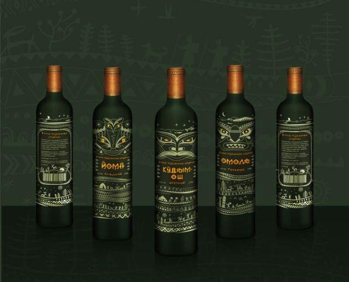 прикольные винные бутылки 3 (700x565, 111Kb)