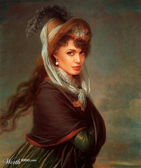 портреты знаменитостей (479x570, 150Kb)