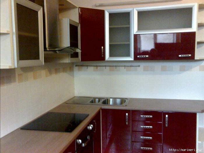 Дизайн кухни 7 квадратных метров фото