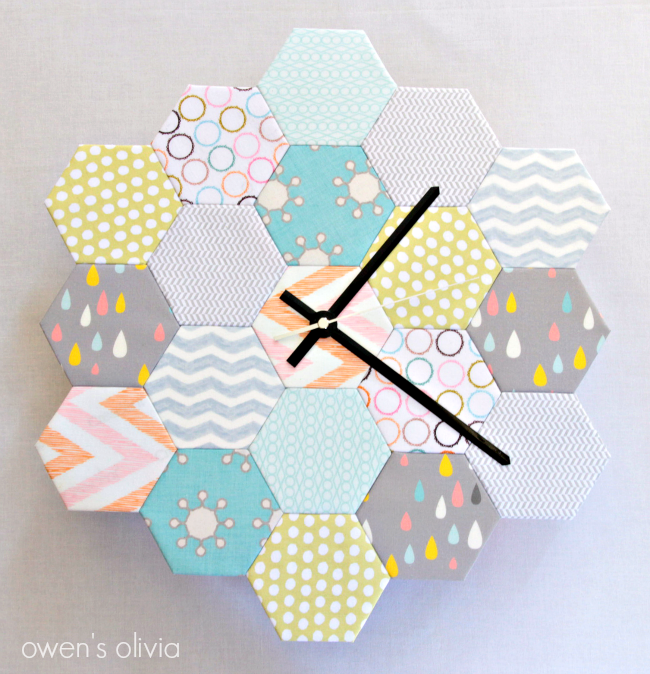 Часы из картона и другие креативные идеи в интерьере (1) (650x674, 672Kb)