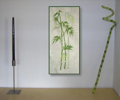 Вышивка крестом, схемы Бамбук,