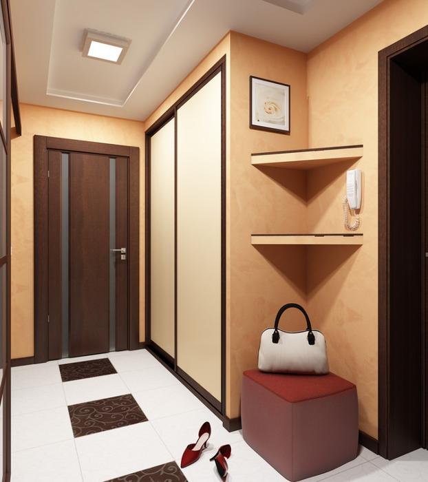 Дизайн маленькой квартиры в хрущевке фото