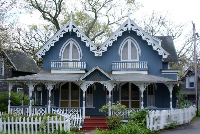 Красивые уютные дома!