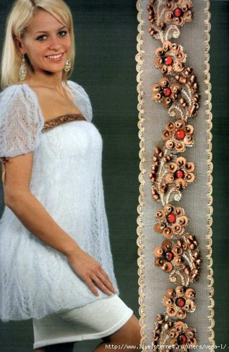 Вязание беретов из мохера спицами с описанием. вязаные женские шапки.