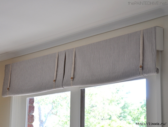 DIY Easy No Sew Rolled Window Valance (565x427, 138Kb)