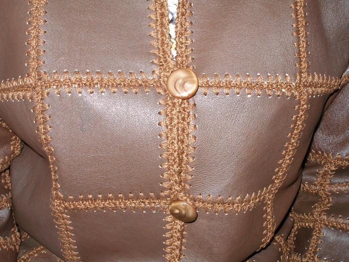 Коричневый кожаный близко (700x525, 627Kb)