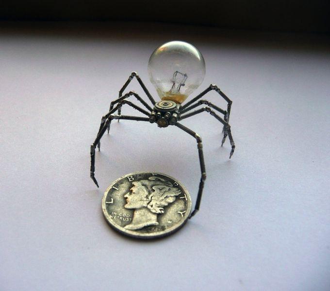 миниатюрные насекомые Джастин Гершензон-Гейтс 3 (680x601, 131Kb)