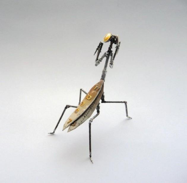 миниатюрные насекомые Джастин Гершензон-Гейтс  4 (630x614, 116Kb)