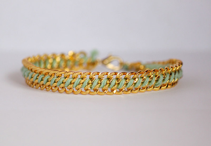 Woven-Chain-Bracelet-7 (700x485, 63Kb)