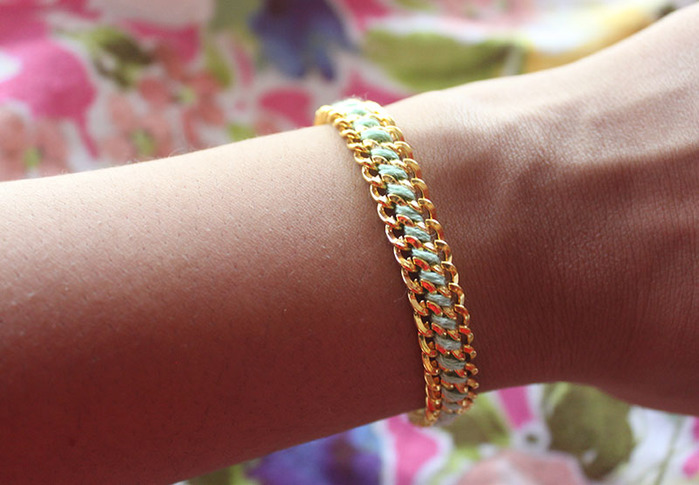 Woven-Chain-Bracelet-6 (700x485, 94Kb)