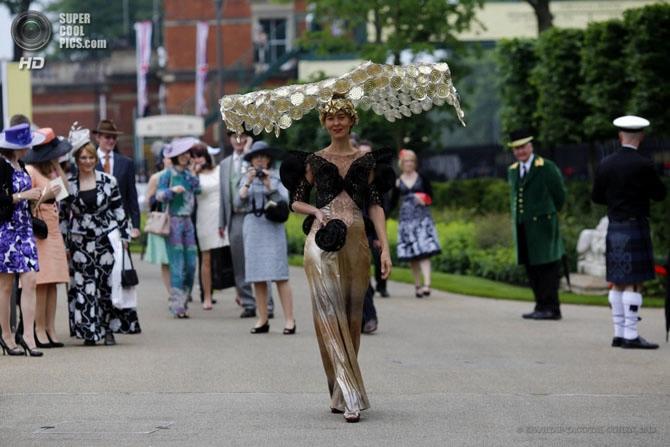 модные женские шляпки на Royal Ascot 2 (670x447, 174Kb)