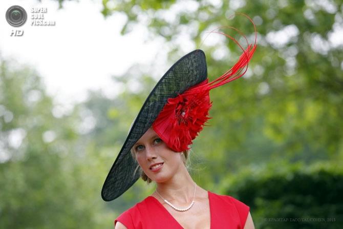 модные женские шляпки на Royal Ascot 10 (670x447, 114Kb)