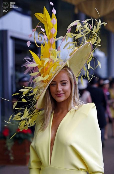 модные женские шляпки на Royal Ascot 12 (456x700, 207Kb)