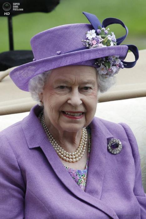 модные женские шляпки на Royal Ascot 16 (466x700, 223Kb)