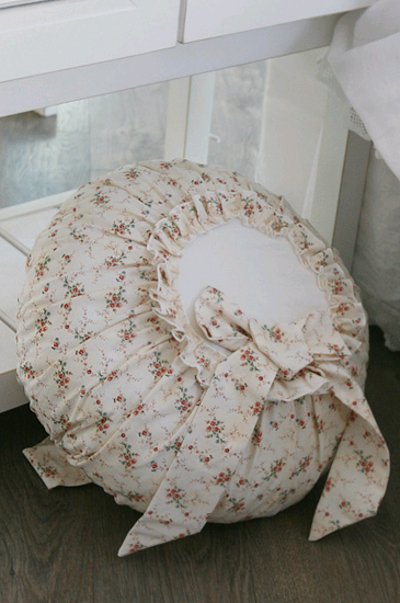 Как сшить подушку таблетку