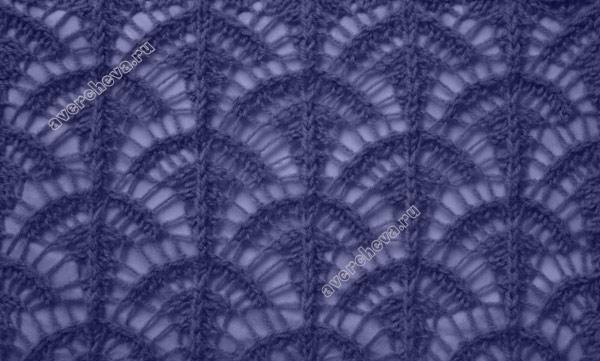 ажур спицами - Самое